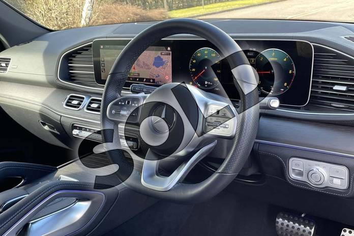 Image twenty of this 2021 Mercedes-Benz GLE Diesel Estate GLE 300d 4Matic AMG Line Prem 5dr 9G-Tronic (7 St) in Iridium Silver Metallic at Mercedes-Benz of Lincoln