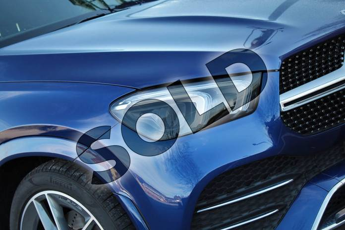 Image twenty-four of this 2021 Mercedes-Benz GLE Diesel Estate GLE 350d 4Matic AMG Line Prem 5dr 9G-Tronic (7 St) in brilliant blue metallic at Mercedes-Benz of Lincoln