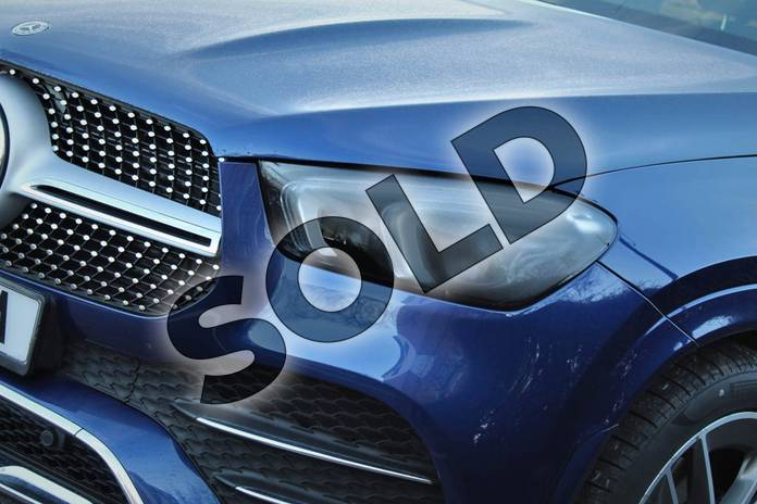 Image twenty-five of this 2021 Mercedes-Benz GLE Diesel Estate GLE 350d 4Matic AMG Line Prem 5dr 9G-Tronic (7 St) in brilliant blue metallic at Mercedes-Benz of Lincoln