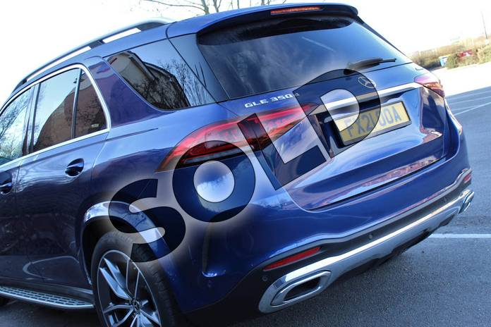 Image twenty-seven of this 2021 Mercedes-Benz GLE Diesel Estate GLE 350d 4Matic AMG Line Prem 5dr 9G-Tronic (7 St) in brilliant blue metallic at Mercedes-Benz of Lincoln