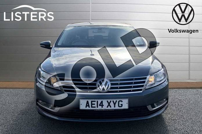 Image seven of this 2014 Volkswagen CC Diesel Saloon 2.0 TDI BlueMotion Tech GT 4dr DSG in Island Grey at Listers Volkswagen Stratford-upon-Avon
