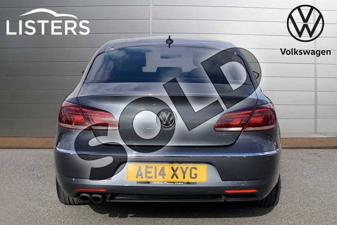 Image nine of this 2014 Volkswagen CC Diesel Saloon 2.0 TDI BlueMotion Tech GT 4dr DSG in Island Grey at Listers Volkswagen Stratford-upon-Avon