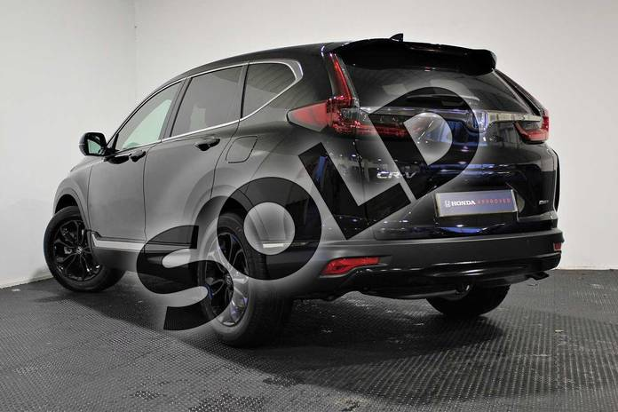 Image three of this 2021 Honda Cr-v Estate Special Editions 2.0 i-MMD Hybrid Sport Line 2WD 5dr eCVT in Crystal Black at Listers Honda Stratford-upon-Avon