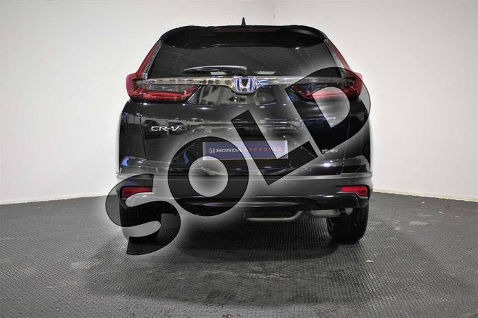 Image seven of this 2021 Honda Cr-v Estate Special Editions 2.0 i-MMD Hybrid Sport Line 2WD 5dr eCVT in Crystal Black at Listers Honda Stratford-upon-Avon