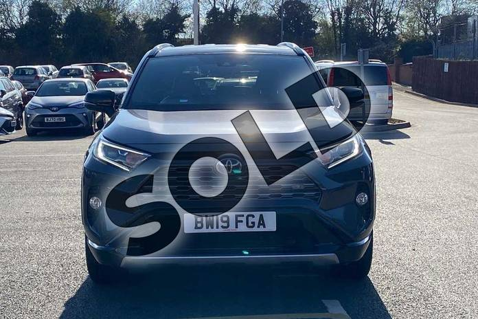 Image fifteen of this 2019 Toyota RAV4 Estate 2.5 VVT-i Hybrid Dynamic 5dr CVT in Black at Listers Toyota Coventry
