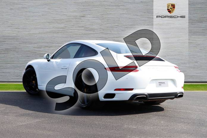 Image two of this 2016 Porsche 911 [991] Carrera Coupe 2dr PDK in White at Porsche Centre Hull