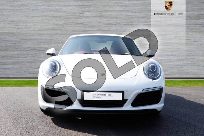 Image six of this 2016 Porsche 911 [991] Carrera Coupe 2dr PDK in White at Porsche Centre Hull