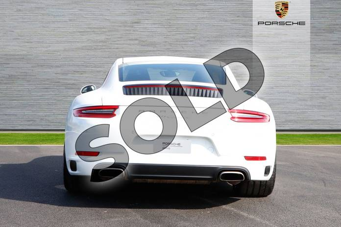 Image seven of this 2016 Porsche 911 [991] Carrera Coupe 2dr PDK in White at Porsche Centre Hull