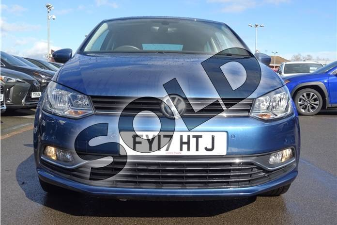 Image five of this 2017 Volkswagen Polo Hatchback 1.2 TSI Match Edition 3dr DSG in Metallic - Reflex silver at Listers Toyota Lincoln