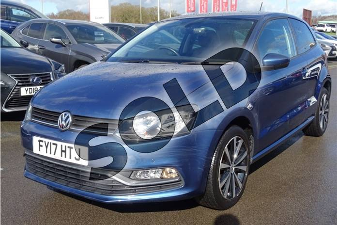 Image six of this 2017 Volkswagen Polo Hatchback 1.2 TSI Match Edition 3dr DSG in Metallic - Reflex silver at Listers Toyota Lincoln