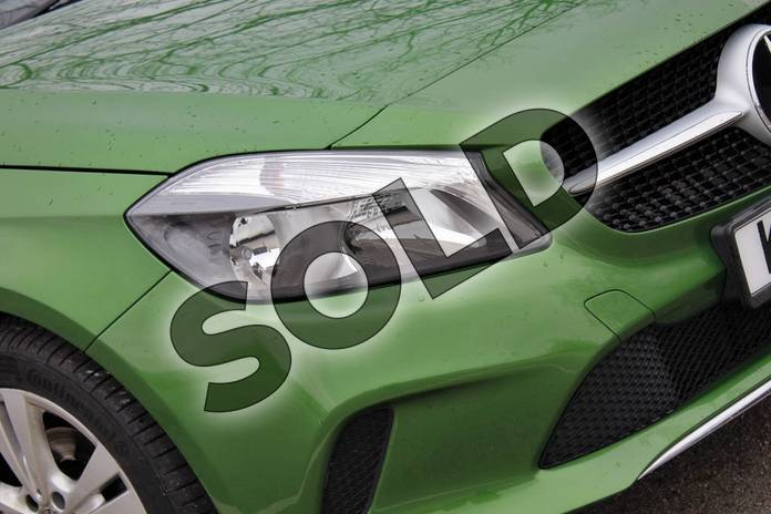 Image nineteen of this 2017 Mercedes-Benz A Class Diesel Hatchback A180d Sport 5dr Auto in Elbaite green at Mercedes-Benz of Lincoln