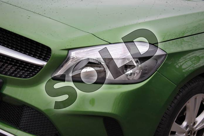 Image twenty of this 2017 Mercedes-Benz A Class Diesel Hatchback A180d Sport 5dr Auto in Elbaite green at Mercedes-Benz of Lincoln