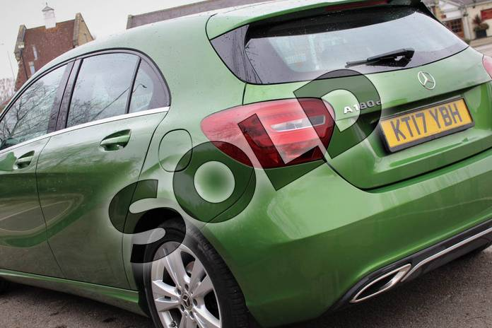 Image twenty-two of this 2017 Mercedes-Benz A Class Diesel Hatchback A180d Sport 5dr Auto in Elbaite green at Mercedes-Benz of Lincoln