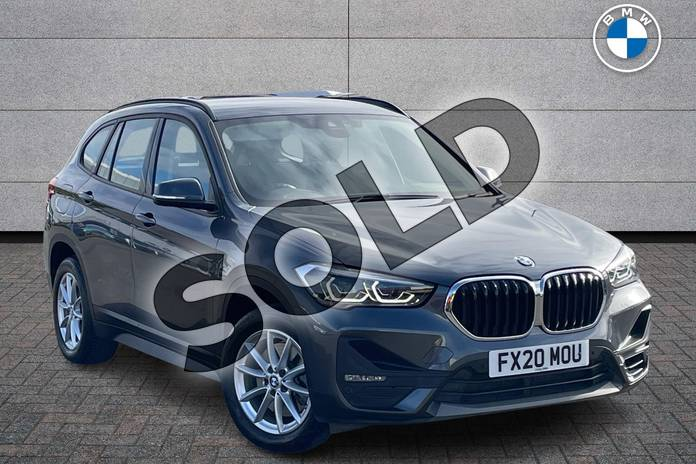 Picture of BMW X1 sDrive 20i SE 5dr Step Auto in Mineral Grey