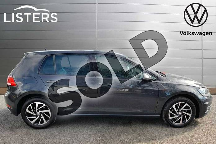 Image four of this 2019 Volkswagen Golf Diesel Hatchback 2.0 TDI Match 5dr DSG in Urano Grey at Listers Volkswagen Worcester