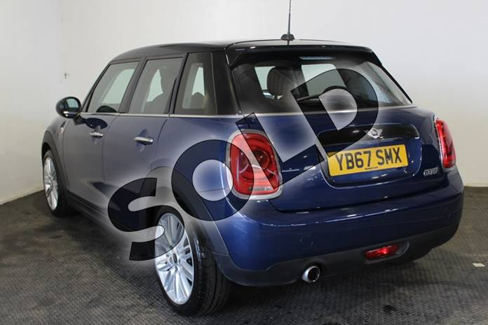 Image seven of this 2017 MINI Hatchback 1.5 Cooper 5dr Auto in Metallic - Deep blue at Listers U Stratford-upon-Avon