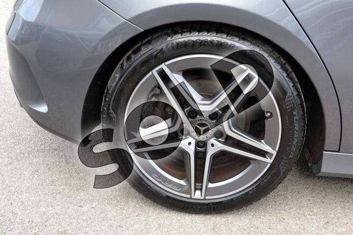 Image five of this 2020 Mercedes-Benz A Class Diesel Hatchback A200d AMG Line 5dr Auto in Mountain Grey Metallic at Mercedes-Benz of Hull
