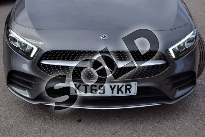 Image eight of this 2020 Mercedes-Benz A Class Diesel Hatchback A200d AMG Line 5dr Auto in Mountain Grey Metallic at Mercedes-Benz of Hull