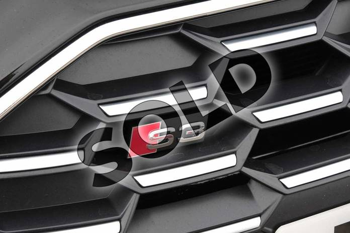 Image seven of this 2021 Audi A3 Sportback S3 TFSI Quattro 5dr S Tronic in Myth Black Metallic at Coventry Audi