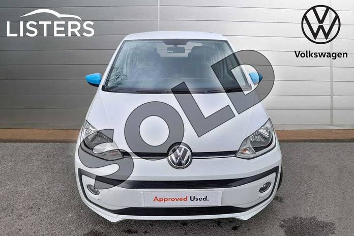 Image seven of this 2018 Volkswagen Up Hatchback 1.0 High Up 5dr in Pure White at Listers Volkswagen Worcester