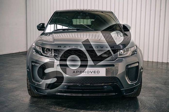 Image seven of this 2018 Range Rover Evoque 2.0 SD4 (240hp) HSE Dynamic in Corris Grey at Listers Land Rover Solihull