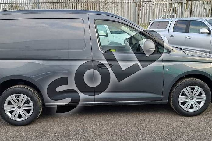Image twelve of this 2021 Volkswagen Caddy Cargo C20 Petrol 1.5 TSI 114PS Commerce Plus Van in Indium Grey at Listers Volkswagen Van Centre Worcestershire