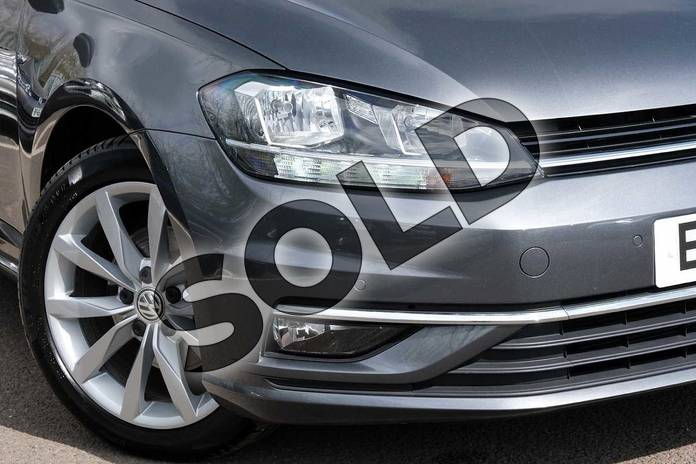 Image seven of this 2018 Volkswagen Golf Diesel Hatchback 1.6 TDI GT 5dr DSG in Indium Grey at Listers Volkswagen Leamington Spa