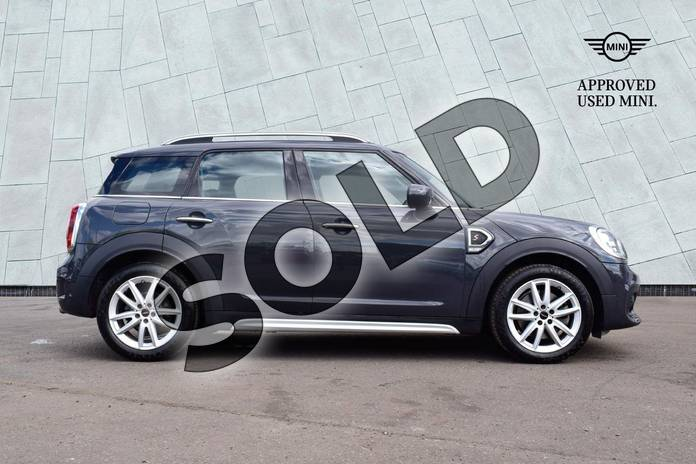 Image three of this 2019 MINI Countryman Hatchback 2.0 Cooper S Sport 5dr Auto in Thunder Grey at Listers Boston (MINI)