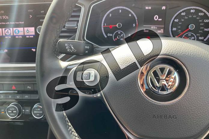 Image fourteen of this 2019 Volkswagen T-Roc Diesel Hatchback 1.6 TDI SE 5dr in Pure White at Listers Volkswagen Coventry