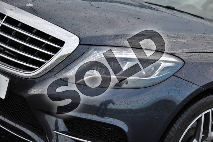 Image fifteen of this 2015 Mercedes-Benz S Class Diesel Saloon S350 BlueTEC AMG Line 4dr Auto in Anthracite blue metallic at Mercedes-Benz of Lincoln