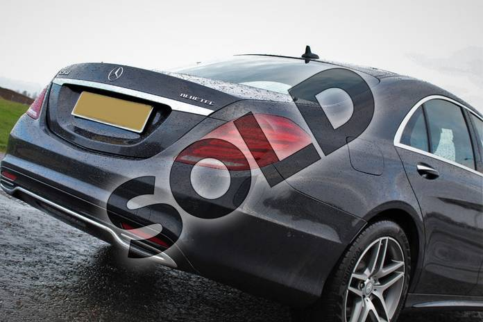Image seventeen of this 2015 Mercedes-Benz S Class Diesel Saloon S350 BlueTEC AMG Line 4dr Auto in Anthracite blue metallic at Mercedes-Benz of Lincoln