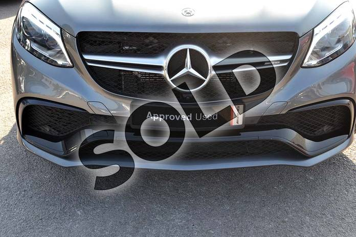 Image ten of this 2019 Mercedes-Benz GLE AMG Coupe GLE 63 S 4Matic Night Edition 5dr 7G-Tronic in selenite grey metallic at Mercedes-Benz of Hull