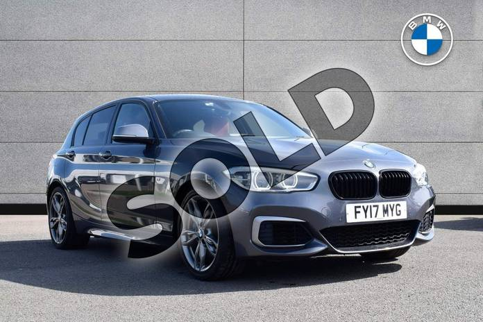 BMW 1 Series Hatchback M140i 5dr (Nav) Step Auto