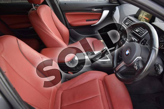 Image eleven of this 2017 BMW 1 Series Hatchback M140i 5dr (Nav) Step Auto in Mineral Grey at Listers Boston (BMW)