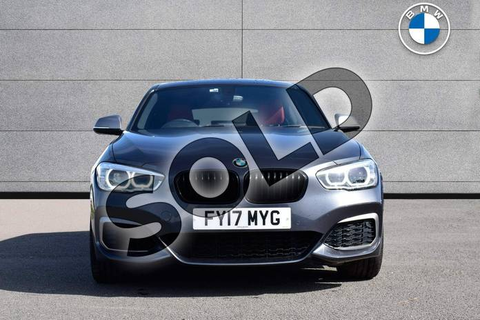 Image sixteen of this 2017 BMW 1 Series Hatchback M140i 5dr (Nav) Step Auto in Mineral Grey at Listers Boston (BMW)