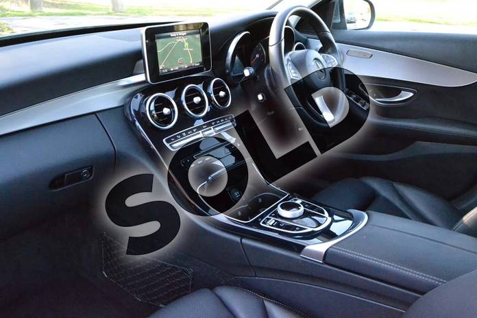 Image three of this 2018 Mercedes-Benz C Class Saloon C200 Sport 4dr 9G-Tronic in selenite grey metallic at Mercedes-Benz of Grimsby