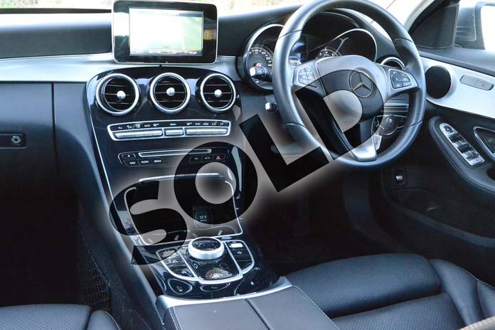 Image twelve of this 2018 Mercedes-Benz C Class Saloon C200 Sport 4dr 9G-Tronic in selenite grey metallic at Mercedes-Benz of Grimsby