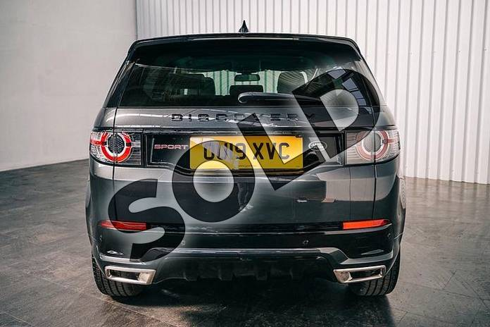 Image six of this 2019 Land Rover Discovery Sport 2.0 SD4 (240hp) HSE Dynamic Lux in Carpathian Grey at Listers Land Rover Solihull