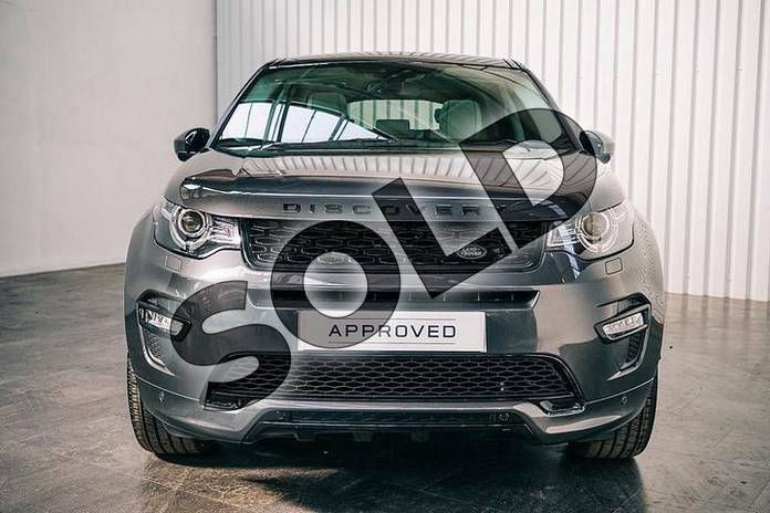 Image seven of this 2019 Land Rover Discovery Sport 2.0 SD4 (240hp) HSE Dynamic Lux in Carpathian Grey at Listers Land Rover Solihull