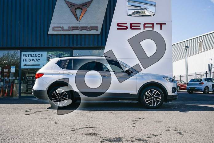 Image four of this 2019 SEAT Tarraco Estate 1.5 TSI EVO SE Technology 5dr in Silver at Listers SEAT Coventry