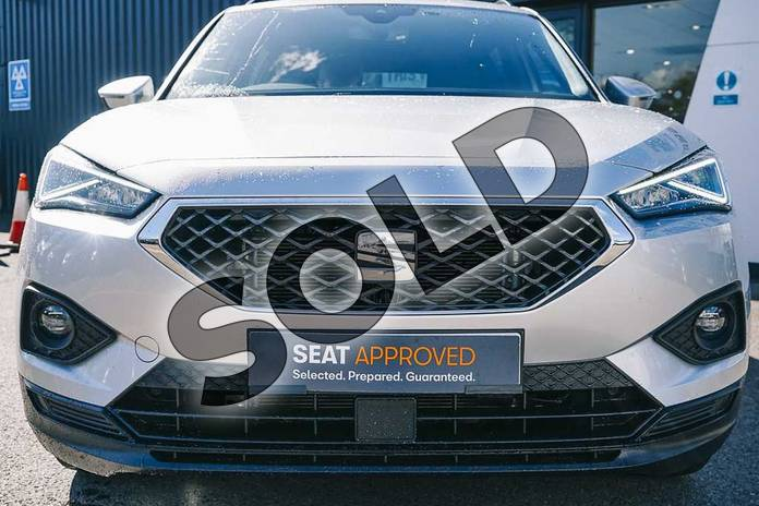 Image seven of this 2019 SEAT Tarraco Estate 1.5 TSI EVO SE Technology 5dr in Silver at Listers SEAT Coventry