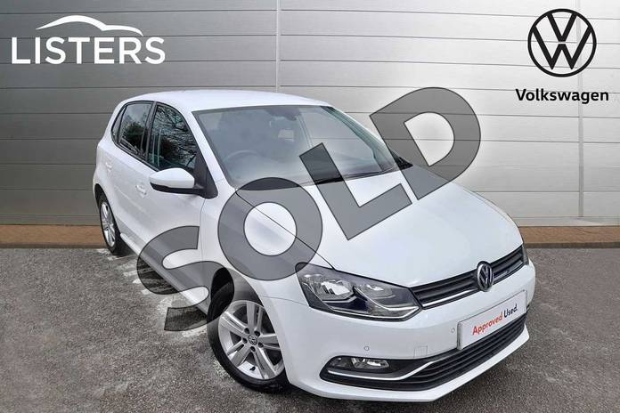 Volkswagen Polo Hatchback 1.2 TSI Match Edition 5dr