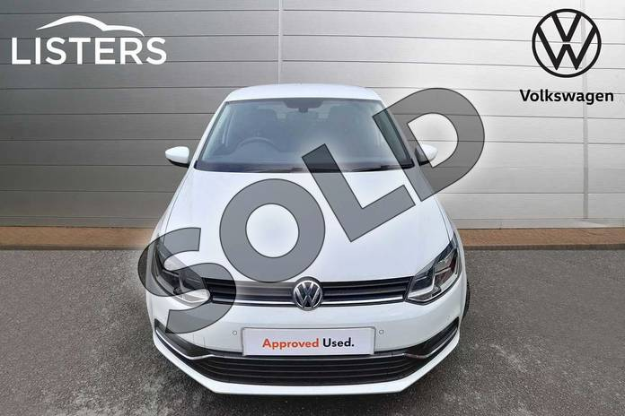 Image seven of this 2017 Volkswagen Polo Hatchback 1.2 TSI Match Edition 5dr in Pure White at Listers Volkswagen Worcester