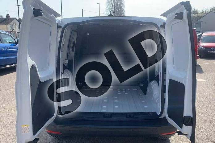 Image seven of this 2021 Volkswagen Caddy Cargo Maxi C20 Diesel 2.0 TDI 102PS Commerce Van in White at Listers Volkswagen Van Centre Coventry