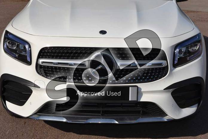 Image twenty-two of this 2021 Mercedes-Benz GLB Diesel Estate GLB 200d 4Matic AMG Line Premium 5dr 8G-Tronic in Polar White at Mercedes-Benz of Grimsby