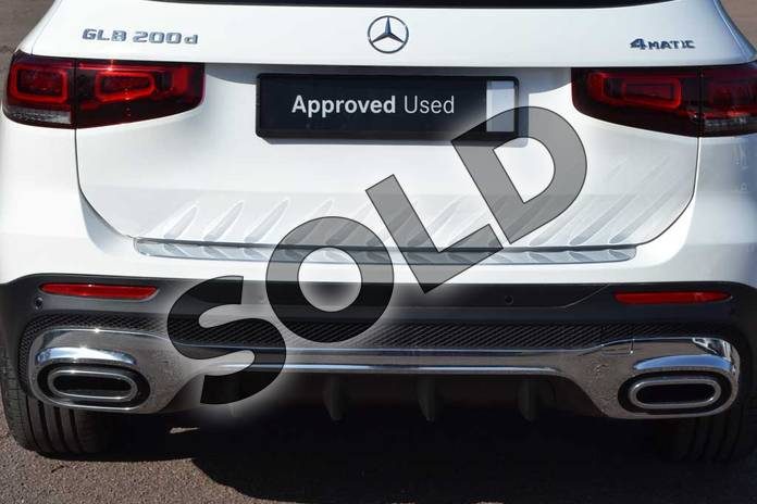 Image twenty-eight of this 2021 Mercedes-Benz GLB Diesel Estate GLB 200d 4Matic AMG Line Premium 5dr 8G-Tronic in Polar White at Mercedes-Benz of Grimsby