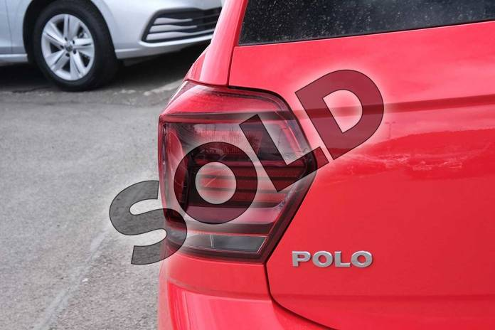 Image eight of this 2019 Volkswagen Polo Hatchback 1.0 TSI 95 Beats 5dr in Flash Red at Listers Volkswagen Leamington Spa