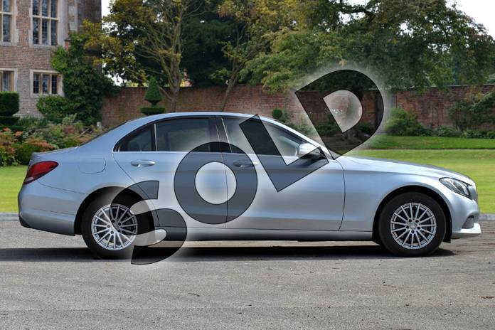 Image four of this 2015 Mercedes-Benz C Class Diesel Saloon C220 BlueTEC SE Executive 4dr Auto in Diamond Silver Metallic at Mercedes-Benz of Lincoln