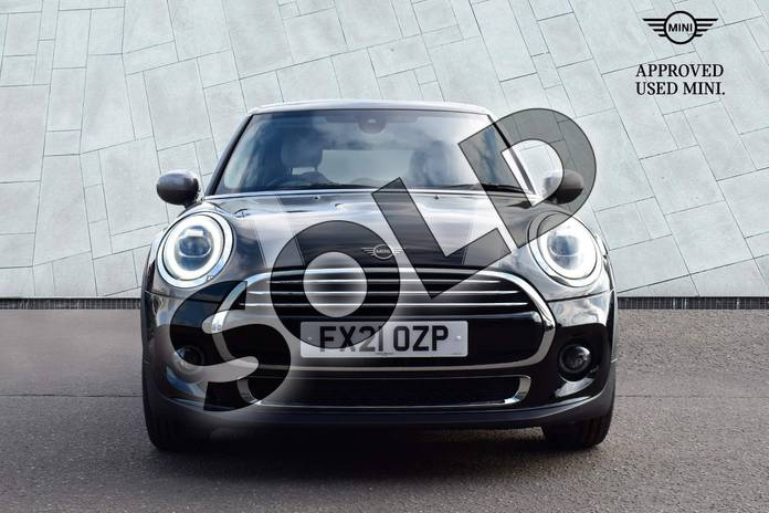 Image sixteen of this 2021 MINI Hatchback 1.5 Cooper Exclusive II 5dr in Midnight Black at Listers Boston (MINI)