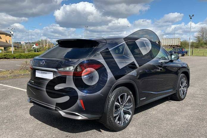 Image eighteen of this 2018 Lexus RX 450h 3.5  4X4 Pan Roof  Luxury Panroof in Deep Blue at Lexus Coventry